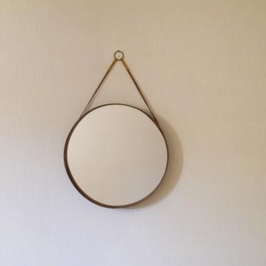Miroir Année 50 miroir scandinave annee 50 - la maison retro