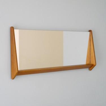 Aksel Kjersgaard miroir en teck