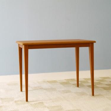 Table en teck vintage 1960