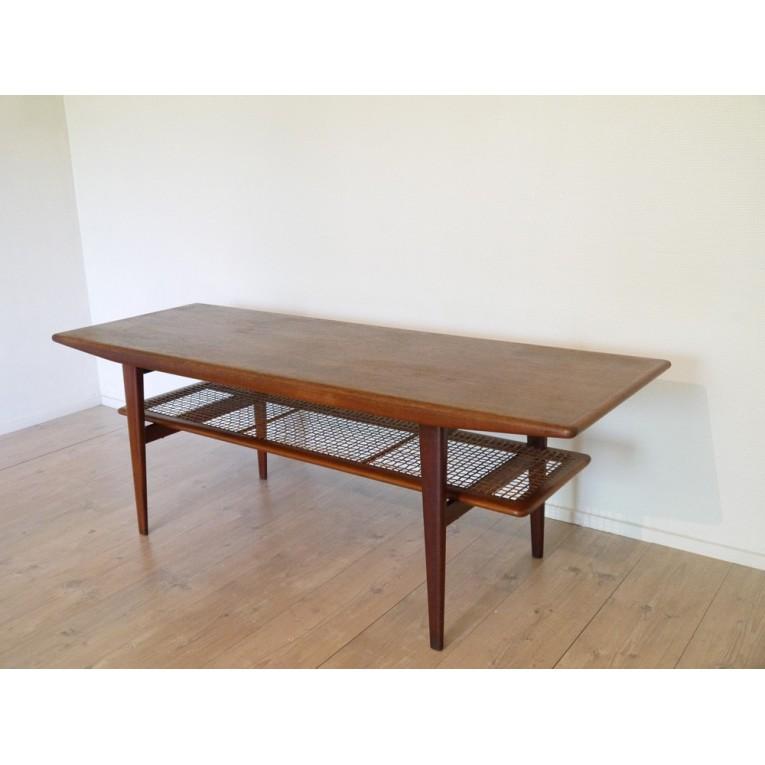 table basse scandinave delamaison. Black Bedroom Furniture Sets. Home Design Ideas