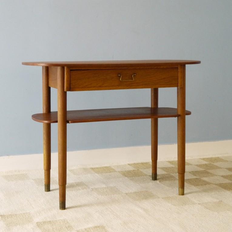 chevet vintage scandinave la maison retro. Black Bedroom Furniture Sets. Home Design Ideas