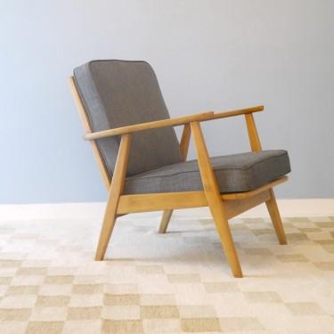 fauteuil vintage design scandinave 50 60 la maison retro. Black Bedroom Furniture Sets. Home Design Ideas
