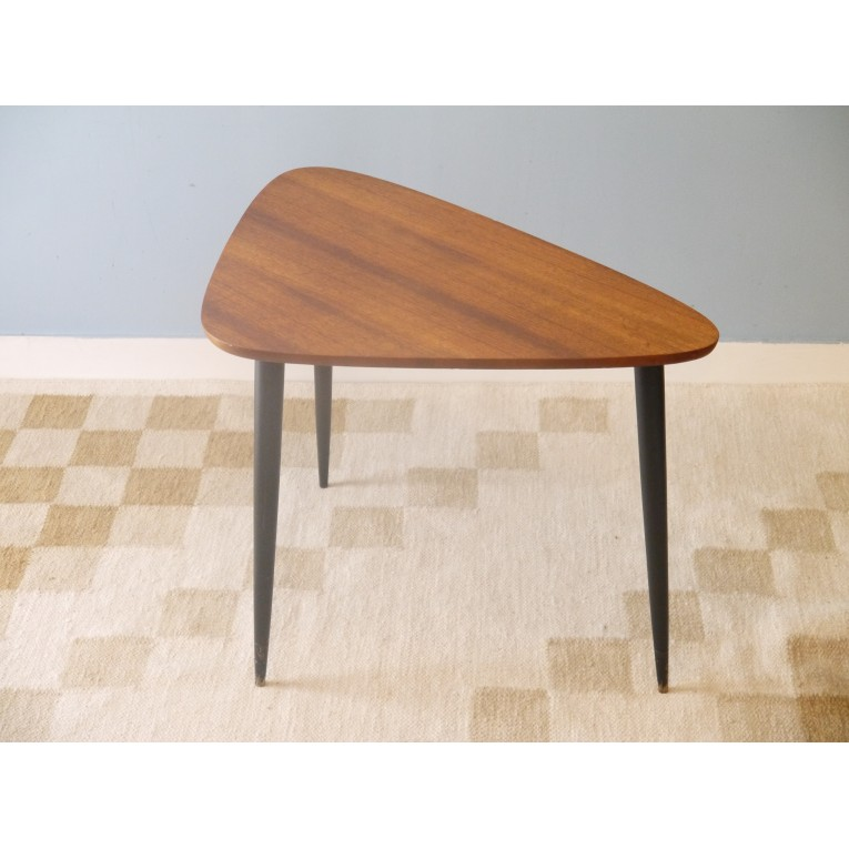 Table basse tripode vintage la maison retro for Table tripode scandinave
