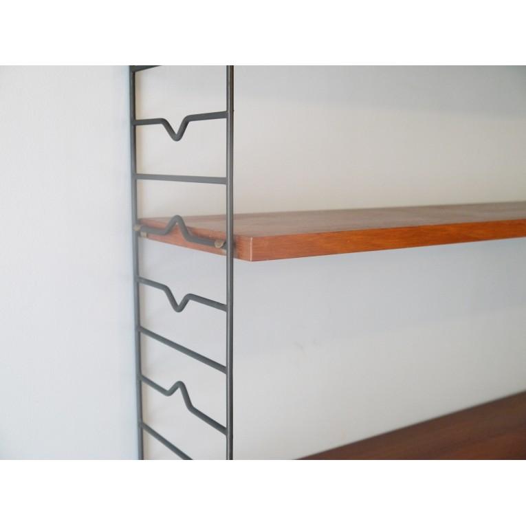 etagere vintage design scandinave la maison retro. Black Bedroom Furniture Sets. Home Design Ideas