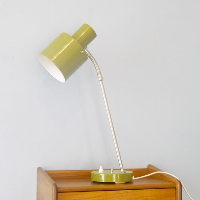 lampe vintage scandinave bureau la maison retro. Black Bedroom Furniture Sets. Home Design Ideas