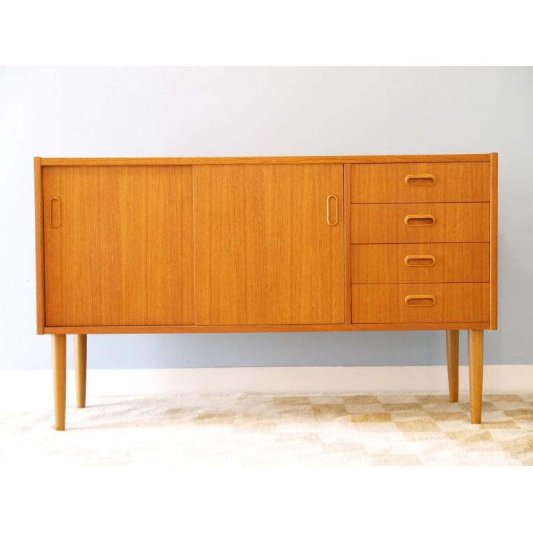 Enfilade vintage design scandinave la maison retro - Meuble enfilade design ...