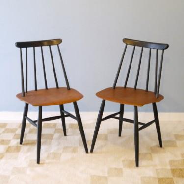 Chaises scandinaves Fanett Tapiovaara design