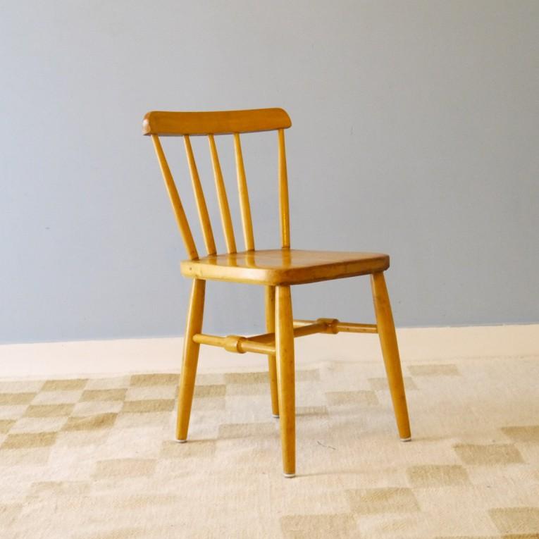 Chaise En Bois Vintage - chaise vintage en bois enfant la maison retro