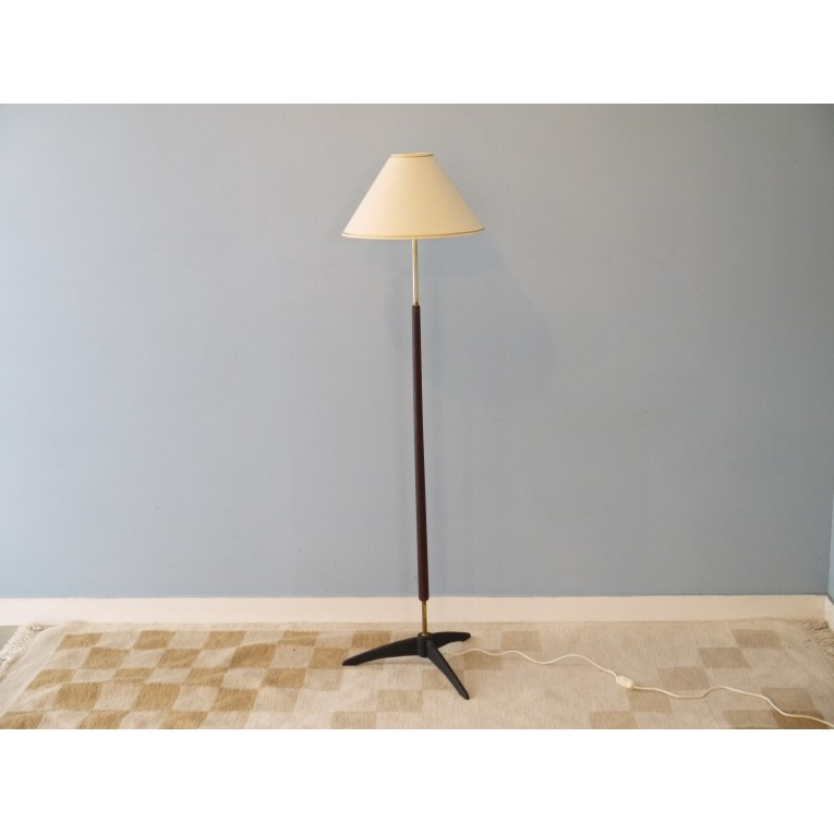 lampadaire tripode bois lampadaire trpied navy bois with. Black Bedroom Furniture Sets. Home Design Ideas