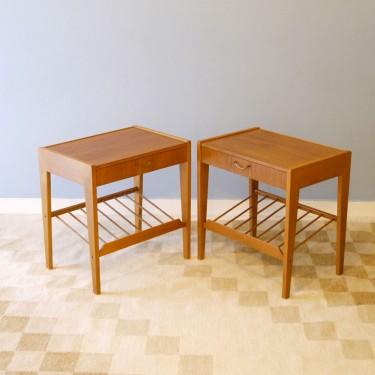 table chevets vintage deco scandinave la maison retro. Black Bedroom Furniture Sets. Home Design Ideas