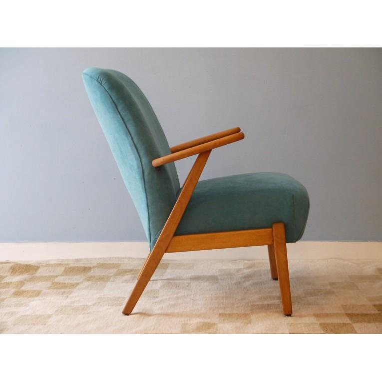 fauteuil vintage annee 50 28 images fauteuil 233 es 50. Black Bedroom Furniture Sets. Home Design Ideas