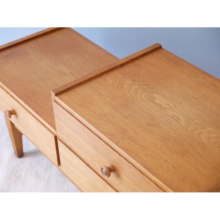 meuble appoint vintage scandinave entree annee 60 la maison retro. Black Bedroom Furniture Sets. Home Design Ideas