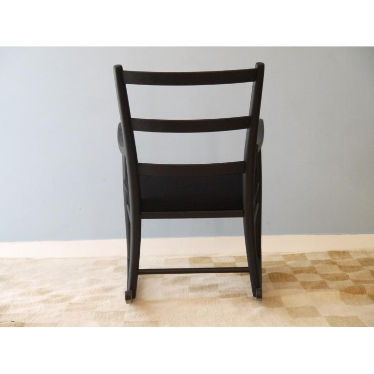 Rocking Chair Fauteuil Bascule Vintage Scandinave La