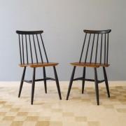 Chaises tapiovaara design modèle Fanett