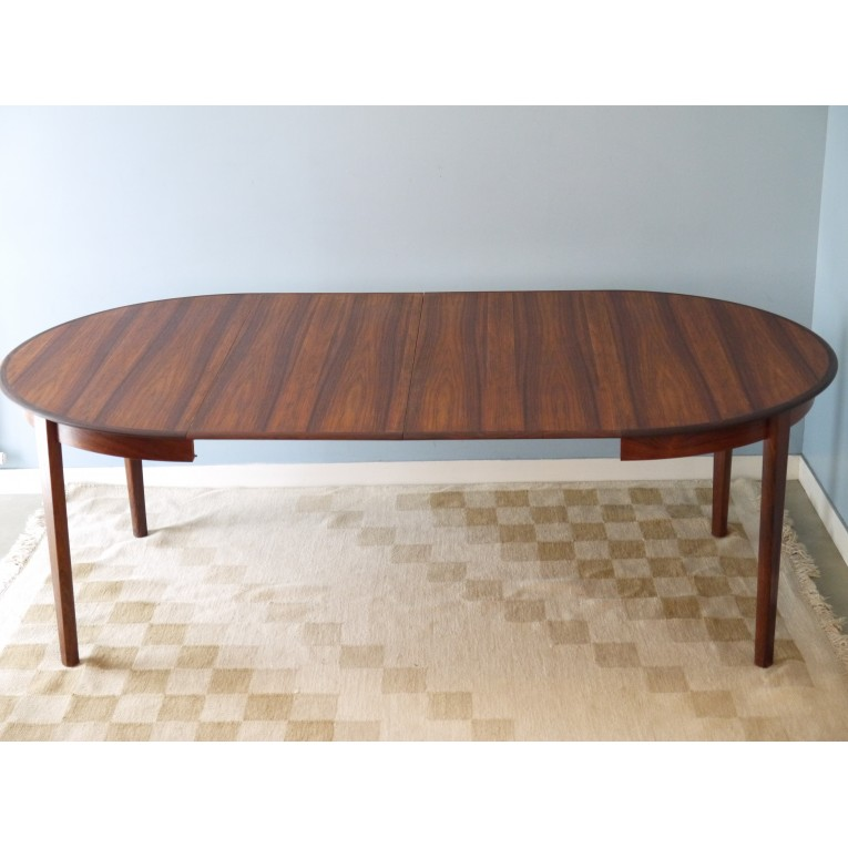 Table ronde extensible design for Table ronde extensible style scandinave
