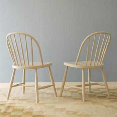 """Chaises vintage scandinave """"nesto"""""""