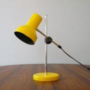 Lampe de bureau vintage à balancier