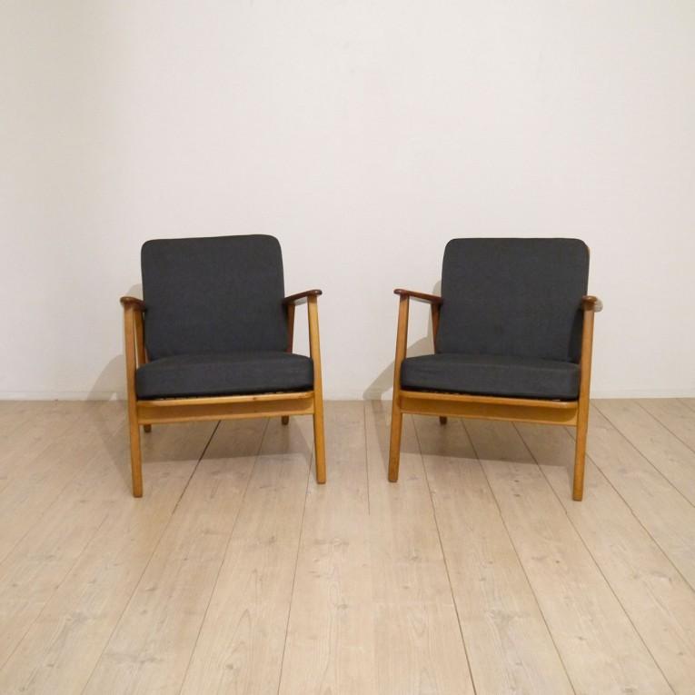 fauteuil design scandinave la maison retro. Black Bedroom Furniture Sets. Home Design Ideas