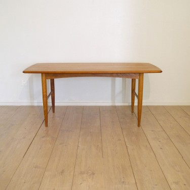 Table basse scandinave 1960