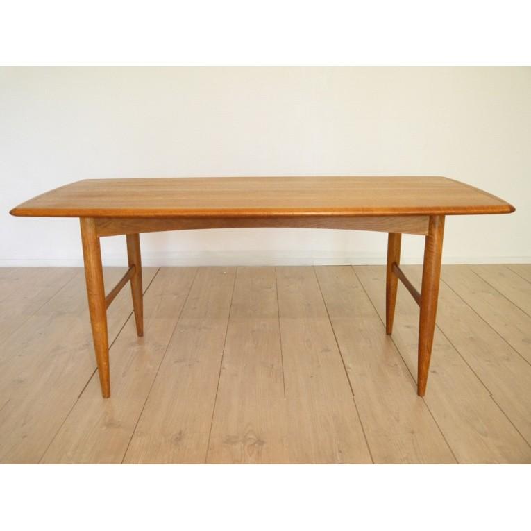 Table basse meuble vintage la maison retro for Meuble scandinave table