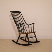Rocking chair design scandinave Lena Larsson