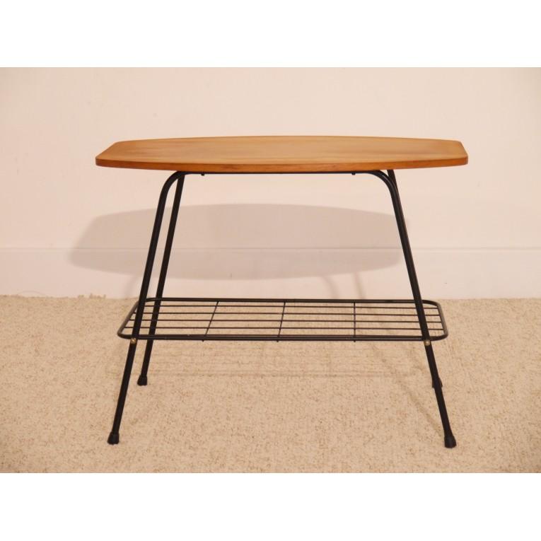 table appoint selette vintage - la maison retro
