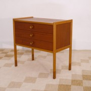 Commode scandinave vintage 1960