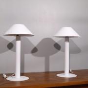Paire de lampes danoise Bent Karlby 1970