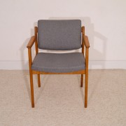 fauteuil de bureau vintage design KE Ekselius