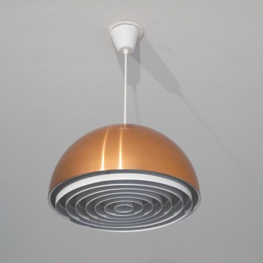 "Suspension vintage ""Louisiana"" Louis Poulsen design 1960"