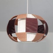 Suspension vintage scandinave 1970