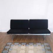 Canapé vintage de Niels Gammelgaard années 80