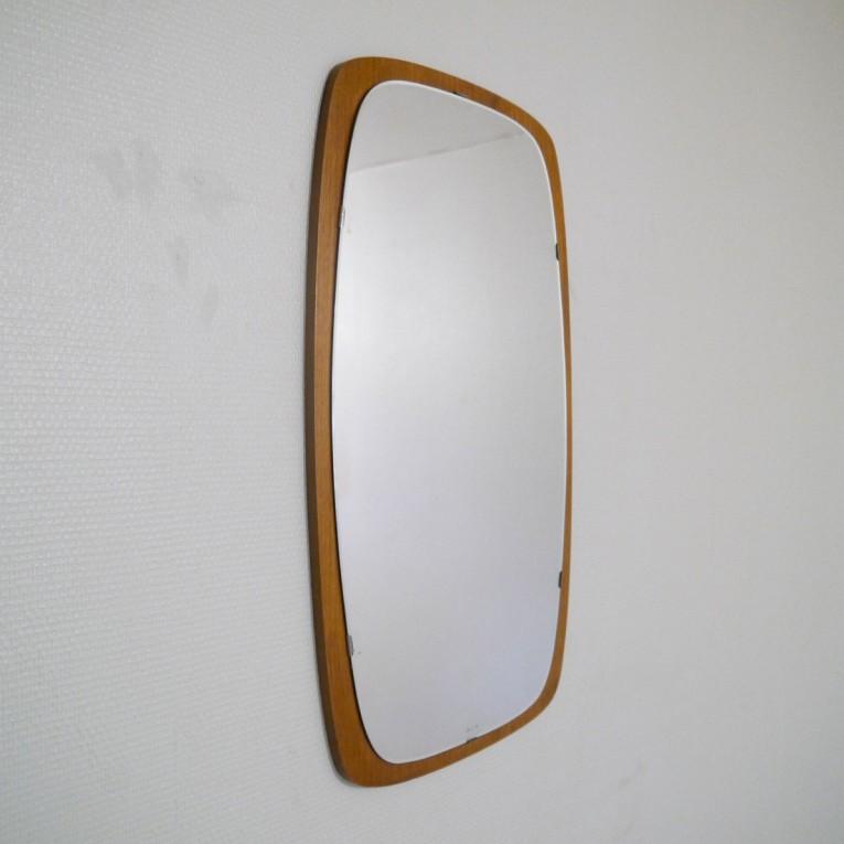 Miroir vintage deco scandinave la maison retro for Miroir antique
