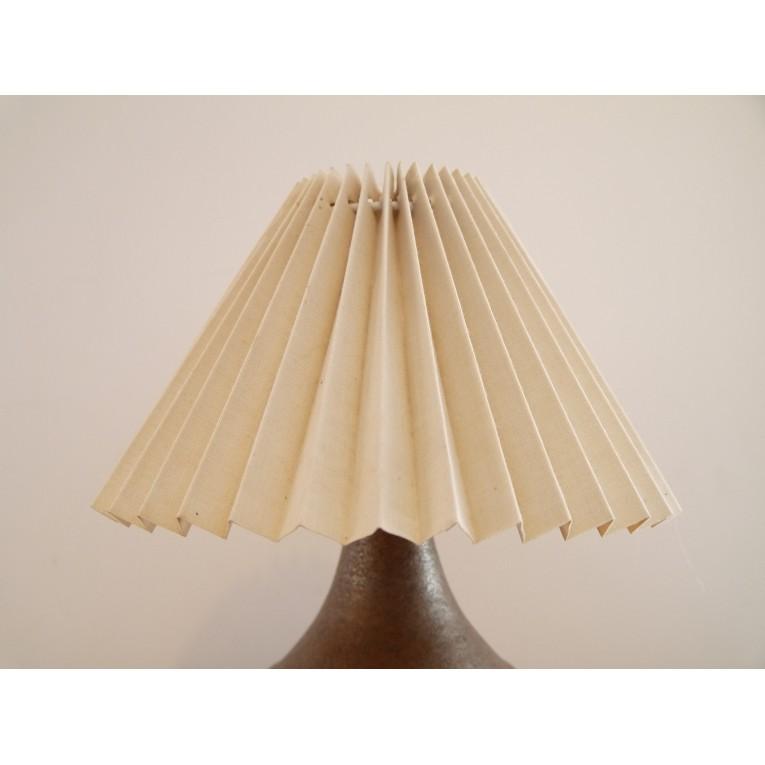 Lampe ceramique vintage free lampe cramique design for Lampe design scandinave
