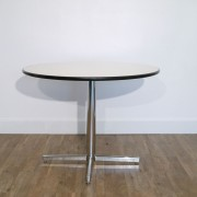 Table de repas design d'Anna Castelli 1970