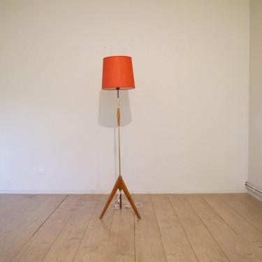 lampadaire scandinave vintage la maison retro. Black Bedroom Furniture Sets. Home Design Ideas