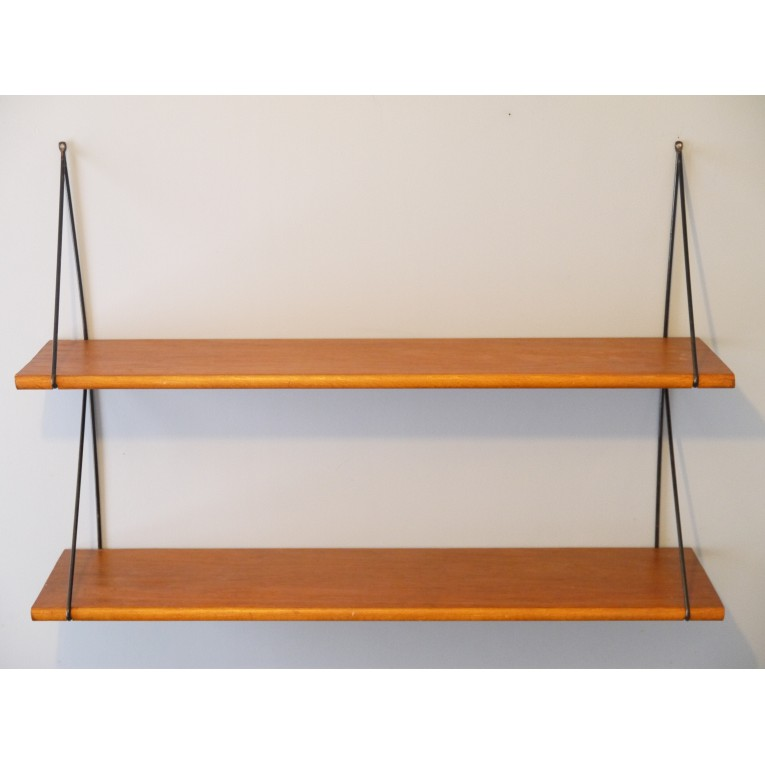 etagere design scandinave string la maison retro. Black Bedroom Furniture Sets. Home Design Ideas