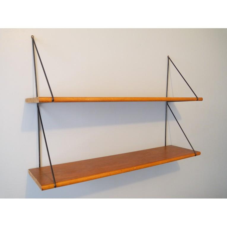 etagere design scandinave string la maison retro. Black Bedroom Furniture Sets. Home Design Ideas