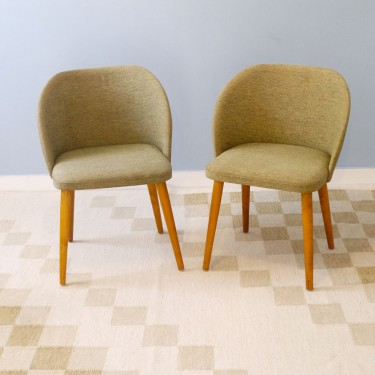 chaises scandinaves 1950 - Chaise Annee 50