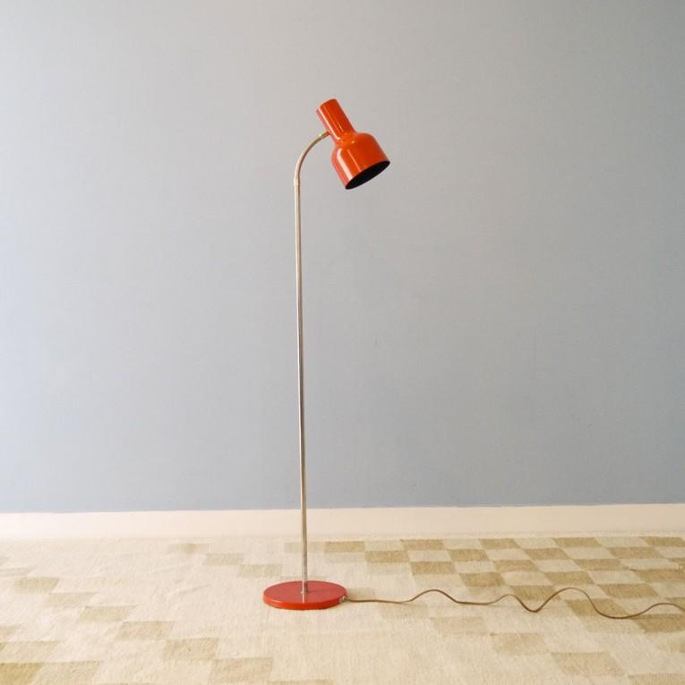 lampadaire vintage design scandinave la maison retro. Black Bedroom Furniture Sets. Home Design Ideas