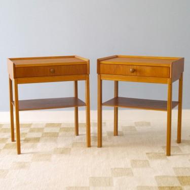 Chevets vintage design scandinave