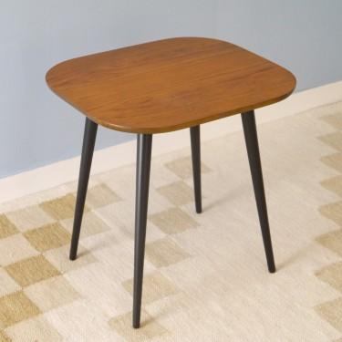Table basse scandinave tripode