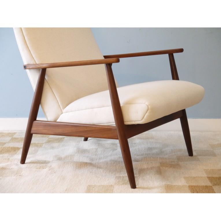 Onwijs fauteuil vintage design danois - la maison retro FM-02
