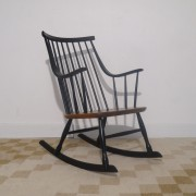 Rockingchair Lena larsson design scandinave 1960