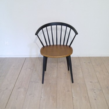 Chaise scandinaves Sune Fromell 1960