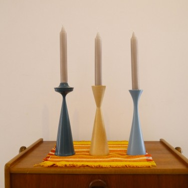 Bougeoirs scandinaves 1960